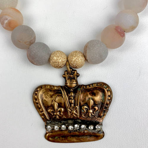 Crown Jewel Necklace (Featured Image )