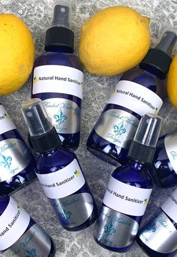 Hand Sanitizers With Essential Oils - About Us