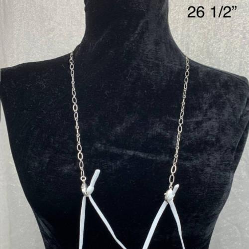Face Mask Gold Chain Holder (26.5 Length)