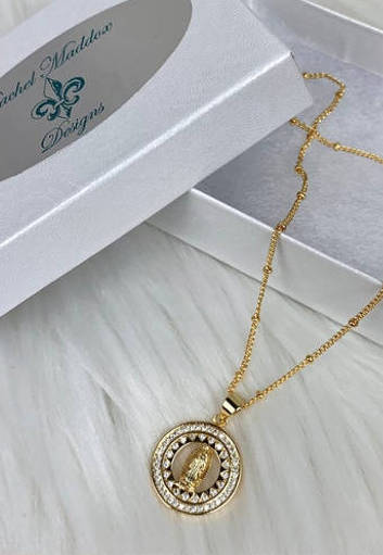 Rachell Maddox Designs Necklaces - About Us Page