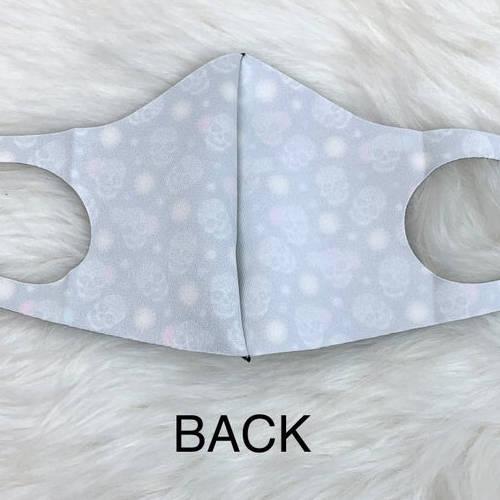 Skull Face Mask (Back)