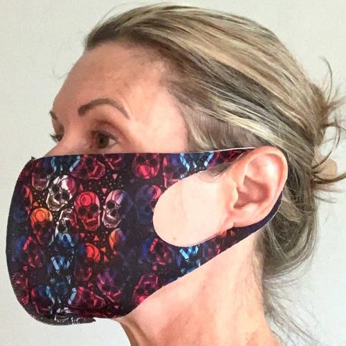 Skull Face Mask (Model)