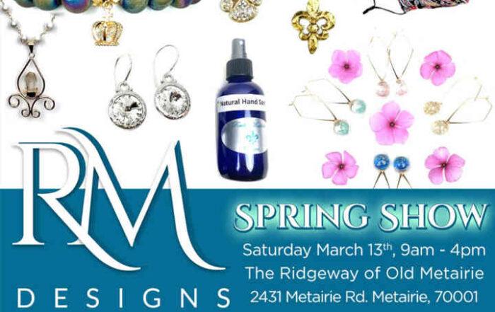 Rachel Maddox Designs spring show