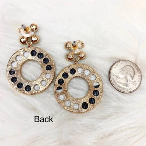 St. PAtricks Earrings (RMD Back)