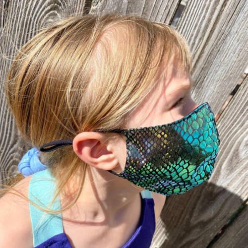 St. Patrick's Mask (Kids View)