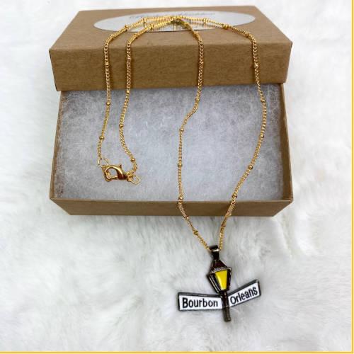 NOLA Necklace Box
